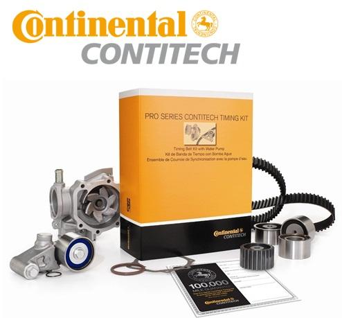 ContiTech Distributieset van OE kwaliteit voor diverse auto merken